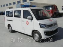 解放牌CA5021XJHA20型救护车