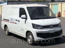 FAW Jiefang CA5021XLCA80 refrigerated truck