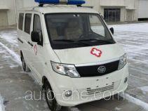 FAW Jiefang CA5025XJHA31 ambulance