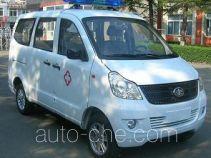 解放牌CA5020XJHB4型救护车