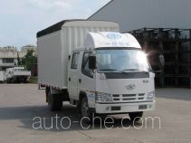 FAW Jiefang CA5030CPYK11L1RE4 soft top box van truck