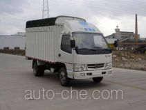 FAW Jiefang CA5030XXBK11L3E3-1 soft top box van truck