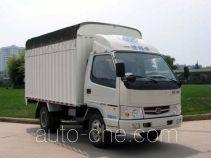 FAW Jiefang CA5030XXBK11L3E3 soft top box van truck