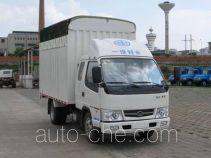 FAW Jiefang CA5030XXBK11L3R5E3-1 soft top box van truck