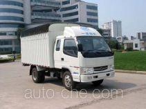FAW Jiefang CA5030XXBK11L3R5E3 soft top box van truck