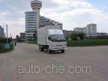 FAW Jiefang CA5030XXBK41L soft top box van truck