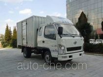 解放牌CA5030XXYK3LR5E4型厢式运输车