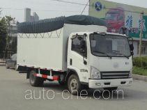 FAW Jiefang CA5031CPYP40K2L1E4A84-2 soft top box van truck
