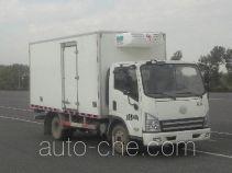 解放牌CA5031XLCP40K2L1E4A84型冷藏车