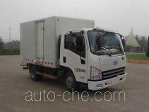 FAW Jiefang CA5031XXYP40K2L1E4A84-3 box van truck