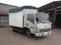 FAW Jiefang CA5033CPYP40K2L1EA85-2 soft top box van truck