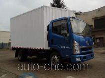 解放牌CA5034XXYPK26L2E4-1型厢式运输车