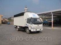 FAW Jiefang CA5040CPYBK6L3E3 soft top box van truck