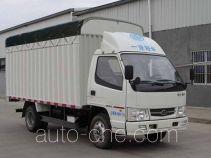 FAW Jiefang CA5040CPYK11L1E4 soft top box van truck