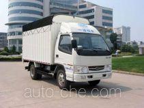 FAW Jiefang CA5040CPYK11L2E4 soft top box van truck
