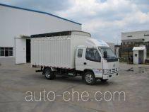 FAW Jiefang CA5040CPYK11L2R5E4-1 soft top box van truck