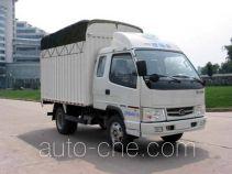 FAW Jiefang CA5040CPYK11L2R5E4 soft top box van truck