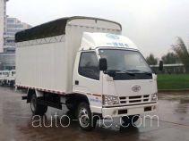 FAW Jiefang CA5040CPYK2L3E4 soft top box van truck