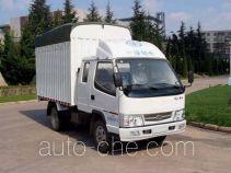 FAW Jiefang CA5040CPYK2L3R5E4-1 soft top box van truck