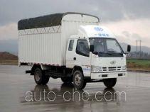 FAW Jiefang CA5040CPYK2L3R5E4 soft top box van truck