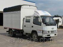 FAW Jiefang CA5040CPYK2L3RE4 soft top box van truck
