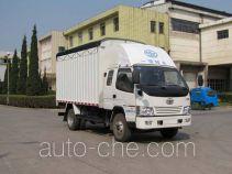 FAW Jiefang CA5040CPYK6L3R5E4-1 soft top box van truck