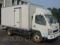 解放牌CA5040XSHK2L3E4-2型售货车