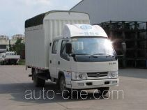FAW Jiefang CA5040CPYK11L1RE4J soft top box van truck