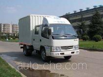 解放牌CA5040XXYK11L1RE4J型厢式运输车