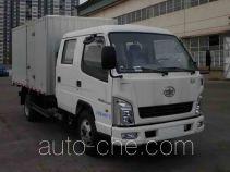 FAW Jiefang CA5040XXYK2L3RE5 box van truck