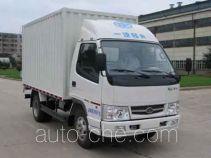 解放牌CA5040XXYK3LE4-1型厢式运输车
