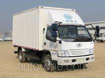 FAW Jiefang CA5040XXYK6L3E4 box van truck
