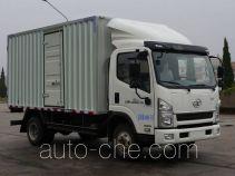 解放牌CA5040XXYK6L3E4-4型厢式运输车