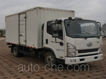 解放牌CA5040XXYK6L3E5-1型厢式运输车