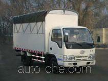 FAW Jiefang CA5041CPYK26L2E4 soft top box van truck