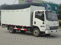 FAW Jiefang CA5041CPYP40K2L1E4A84-2 soft top box van truck