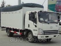 FAW Jiefang CA5042CPYP40K2L1E4A85-2 soft top box van truck