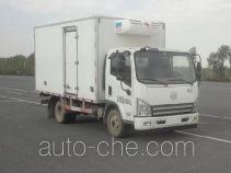 FAW Jiefang CA5041XLCP40K17L1E5A84 refrigerated truck