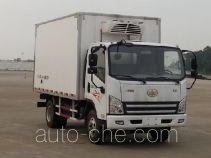 FAW Jiefang CA5041XLCP40K17L1E5A85 refrigerated truck