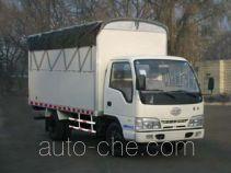 FAW Jiefang CA5041XXBK26L3-3C soft top box van truck