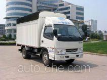 FAW Jiefang CA5041XXBP90K26L3-2 soft top box van truck