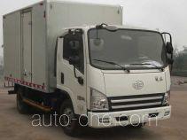 FAW Jiefang CA5041XXYP40K2L1E4A84-3 box van truck