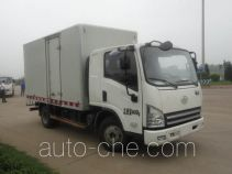 FAW Jiefang CA5041XXYP40K2L1E4A85-3 box van truck