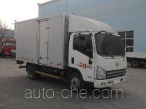 FAW Jiefang CA5041XXYP40K2L1E5A84-3 box van truck