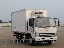 解放牌CA5042XLCP40K2L1E5A84型冷藏车