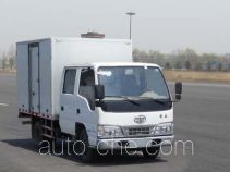 FAW Jiefang CA5042XXYE-4B box van truck