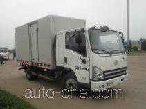 FAW Jiefang CA5042XXYP40K2L1E4A85-3 box van truck