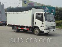 FAW Jiefang CA5044CPYP40K2L1EA84-2 soft top box van truck