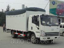 FAW Jiefang CA5044CPYP40K2L1EA85-2 soft top box van truck