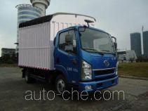 FAW Jiefang CA5044CPYPK26L2E4-1 soft top box van truck